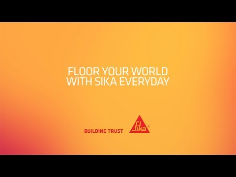 Floor The World With Sika