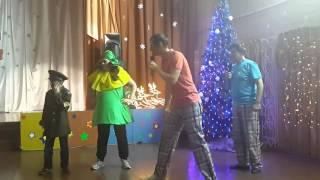 видео Новогодние сценарии для школьников