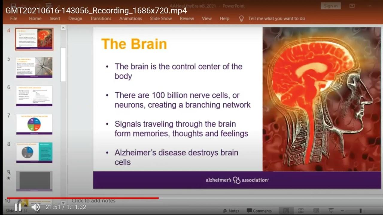 Gayle Hudgins - Alzheimer's disease 6-16-21