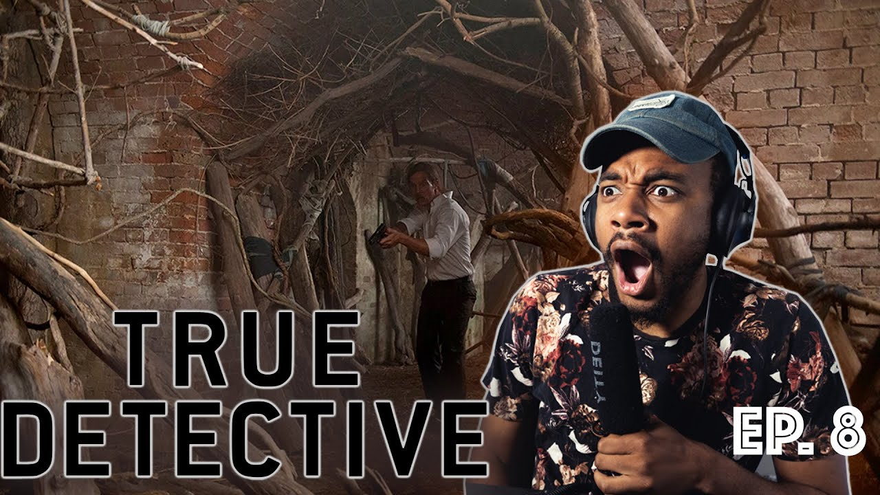 Download FILMMAKER REACTS to TRUE DETECTIVE Season 1 Episode 8: Form and Void