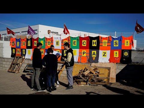 la-huelga-de-amazon-puede-dejar-sin-reyes-a-muchos-españoles