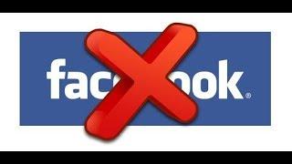 Comment désactiver ton compte Facebook temporairement