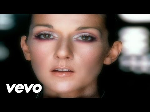 Céline Dion - Then You Look At Me (Video)