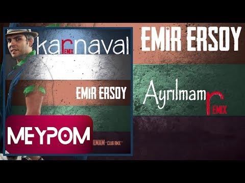 Emir Ersoy Feat. Duygu Tarhan - Ayrılmam (Remix) (Official Audio)
