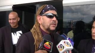 artistas hondureños e internacionales lamentan la perdida de guillermo anderson