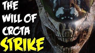 Destiny The Will of Crota Strike Walkthrough The Dark Below Gameplay