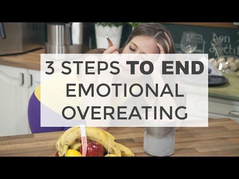3 STEPS TO END EMOTIONAL EATING| Weight Loss Tips