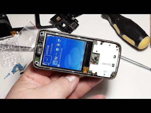 Restoration. Тяжелый ремонт утопленника Nokia N73 | Rebuild broken phone | Restore smart device