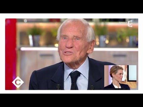 Jean d'Ormesson, l'Immortel - C à Vous - 05/12/2017