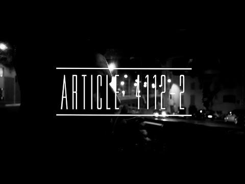 """""""Article 4112-2"""" - Court Métrage -  24h des réalisations 2017 Cannes"""