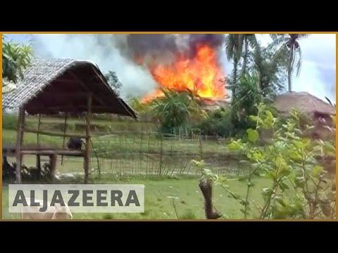 Tillerson calls for 'credible' probe into Myanmar's Rohingya crisis