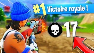 TOP 1 SOLO 17 KILLS at NEW SKIN EXCLUSIVE Fortnite: Battle Royale