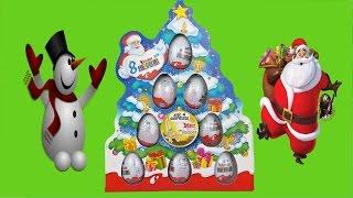 Kinder Surprise Eggs Christmas Tree Asterix Edition Thumbnail