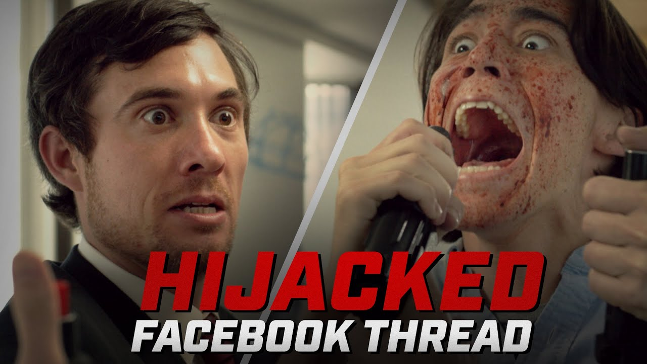 Funny Meme Facebook Comments : When your facebook thread gets hijacked youtube