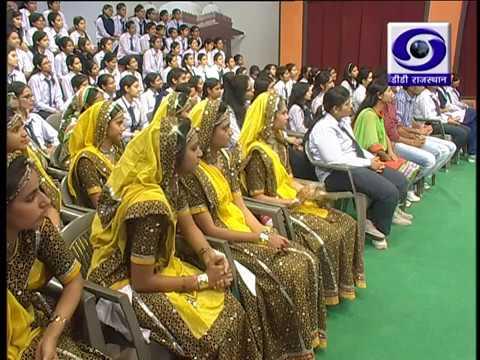 Quiz Show Prashnottari: Govt. Women Engg. College Ajmer in Jaipur Studio