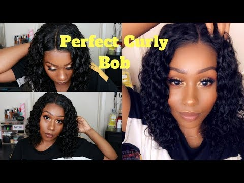 Watch Me Body This Curly Wig!!! EAYON HAIR LOOSE CURLY FRONTAL WIG + Application Tips For Beginners