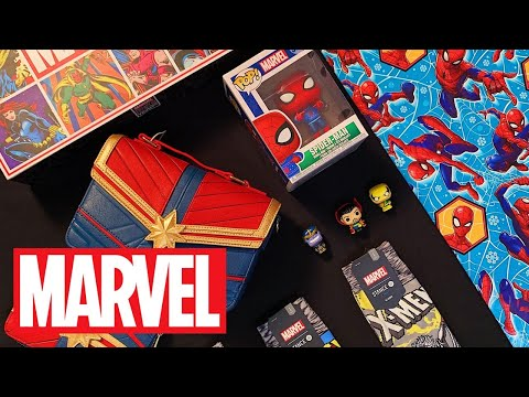 Unboxing the Best Marvel Gifts of the Season!