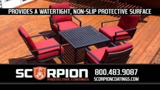 Scorpion Protective Coatings In Cloverdale, In  800-483-9087