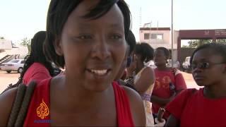 Kenyan citizens flee South Sudan fighting