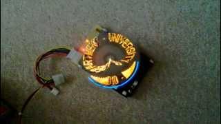 Propeller Clock v1.1