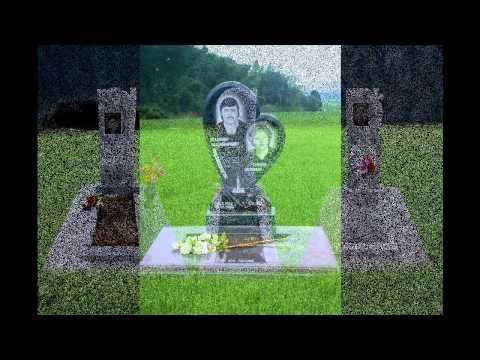 видео: Памятники. Надгробия. Ритуальные услуги
