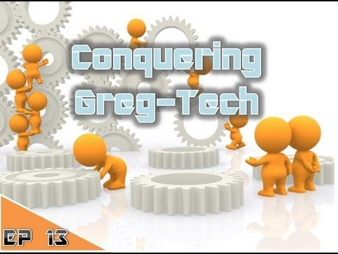 Conquering Gregtech FTB 1.5.2 Beta :: Episode 13 :: Power Issues