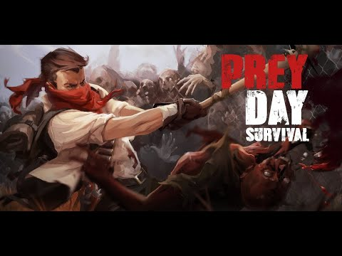 Prey Day: Online Survival Trailer (Android  & iOS) CR15