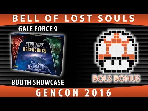 BoLS Bonus | Gale Force 9 Booth Showcase | GenCon 2016