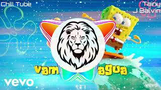 "Tainy, J Balvin - Agua (Music From ""Sponge On The Run"" Movie)(Bass Boosted)"
