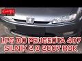 Peugeot 406 3.0 litrowe V6 2001r na LPG BRC Sequent P&D