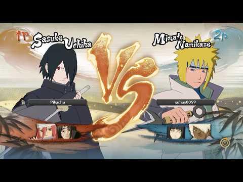 Naruto Shippuden Ultimate Ninja Storm 4 Online battles Stream-1