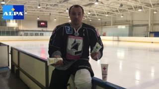 ALPA - на хоккее