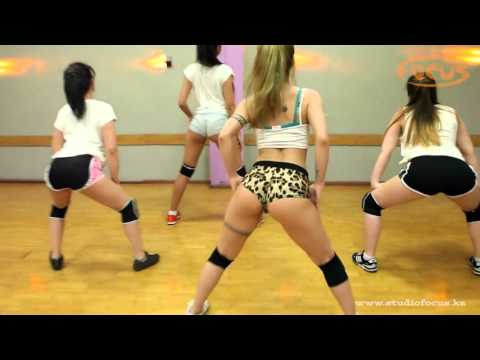 TWERK Almaty Booty dance Moldazhanova Assel Flo Rida - GDFR