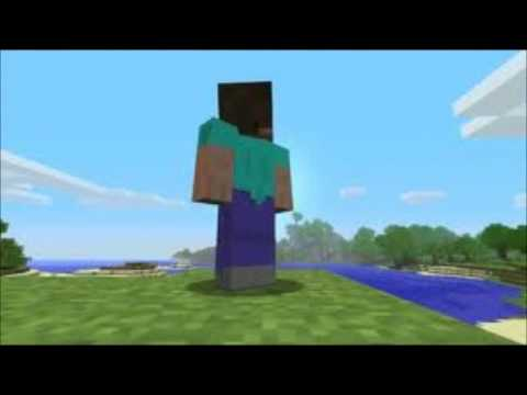 Minecraft Cube Land Song