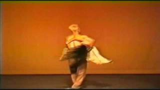 Sweet Presence or Doce Presença Duo Contemporary Dance Performance in Brazil 1996