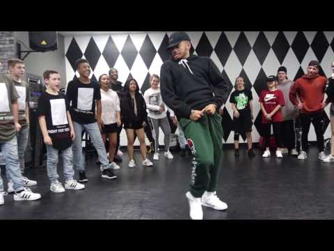 Draco Future dance  Gordon Watkins Choreo  @aktualize