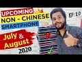- TOP 10 UPCOMING NON CHINESE PHONES IN 2020  JULY & AUGUST  #SmartBoycott_China EP. 1.0