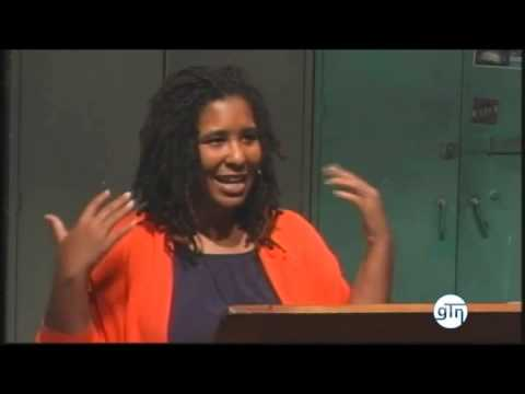 """KAREN FROST: """"Be the Change."""" Power Talk at the Global Truth Center on 11/30/2014"""