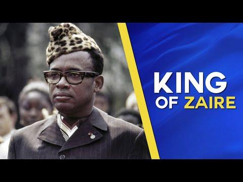 Post-Belgian Congo - Mubutu Sese Seko: King Of Zaïre (Documentary)