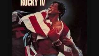 Survivor - Burning Heart (Rocky IV)