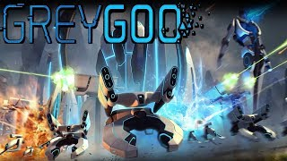 Grey Goo 2019 - Humans Use Drones to Take on South African Aliens Beta