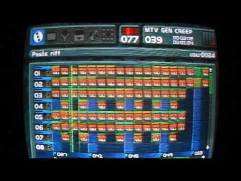 MTV Music Generator (PS1) - Radiohead's