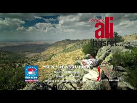 Kıvırcık Ali - Sen Yalanmıydın [ Official Video © 2014 İber Prodüksiyon ]
