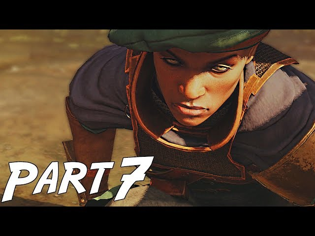 Greedfall Gameplay Walkthrough Part 7- Scholars In The Expedition & The Suffering of Constantin