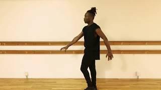 SEVDALIZA - HUMAN - Choreography by Galen Hooks
