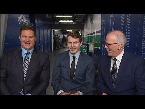 After Hours: Jake DeBrusk Joins Father Louie