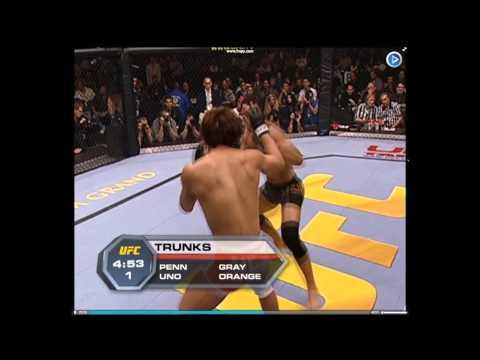 UFC:  BJ PEEN vs CAOL UNO | very fast KO