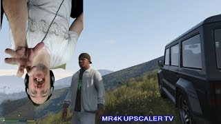 Grand Theft Auto 5  : PC  | In Search for a BIGFOOT SASQUATCH  (1080p60fps) Live:Stream