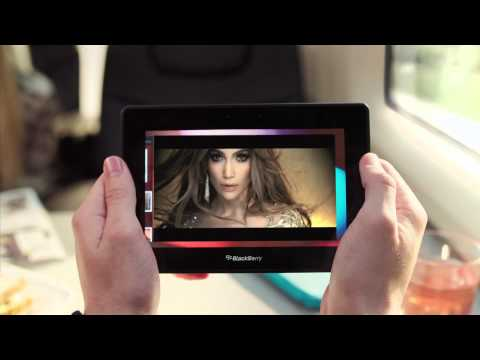 Blackberry Playbook Commercial