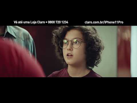 iPhone 11 Pro | Claro from YouTube · Duration:  31 seconds